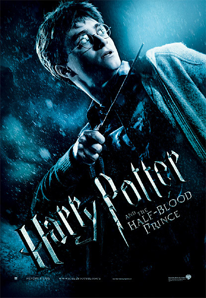 Posters Plakát, Obraz - Harry Potter a Princ dvojí krve - Harry with Magic Wand, (68 x 98 cm)