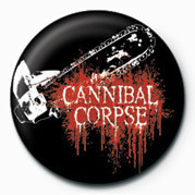 Posters Placka CANNIBAL CORPSE (SAW)