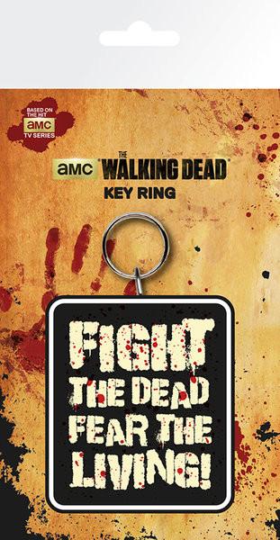 Posters Klíčenka The Walking Dead - Fight the Dead