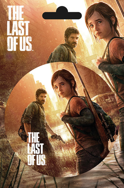 Posters Samolepka The Last Of Us - Key Art