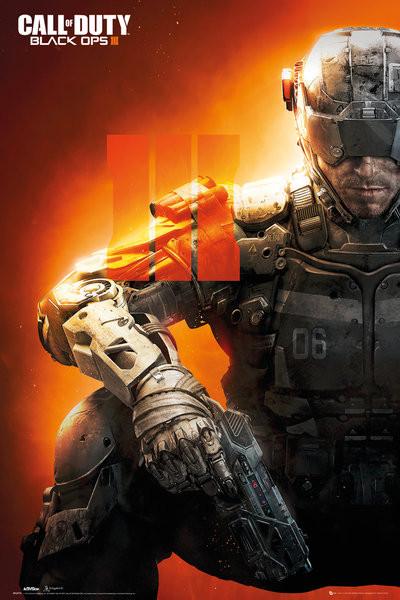 Posters Plakát, Obraz - Call of Duty: Black Ops 3 - III, (61 x 91,5 cm)