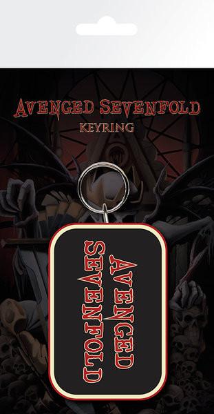 Posters Klíčenka Avenged Sevenfold - Logo