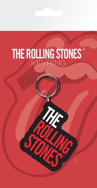 Posters Klíčenka The Rolling Stones - Logo
