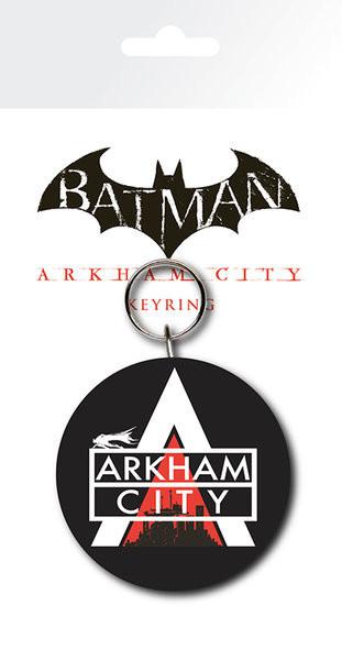 Posters Klíčenka Batman Arkham City - Logo