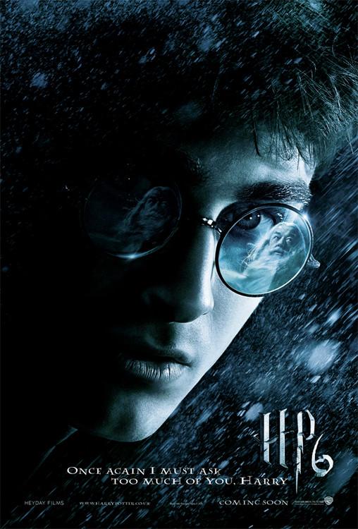 Posters Plakát, Obraz - Harry Potter a Princ dvojí krve - Teaser, (68 x 98 cm)