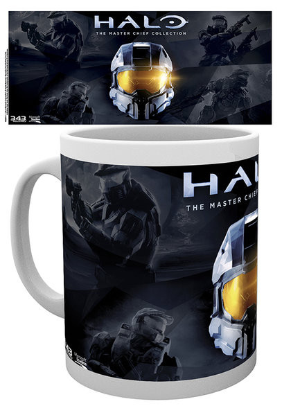 Posters Hrnek Halo - Master Chief Collection