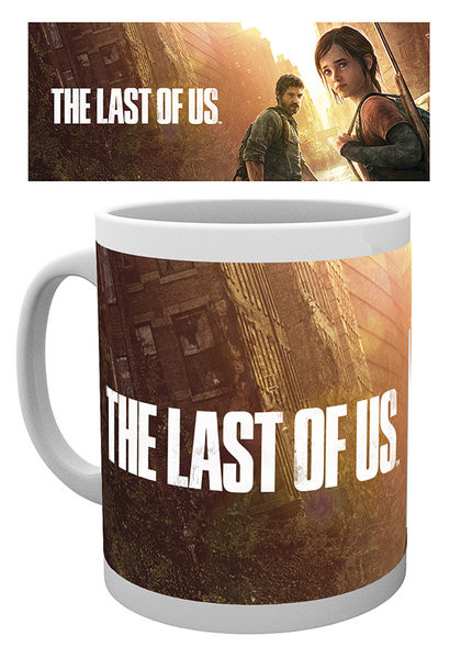 Posters Hrnek The Last of Us - Key Art