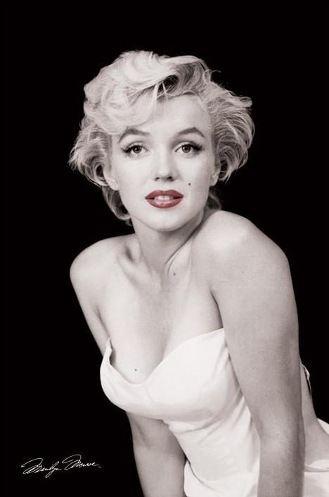 Posters Plakát, Obraz - Marilyn Monroe - red lips, (61 x 91,5 cm)