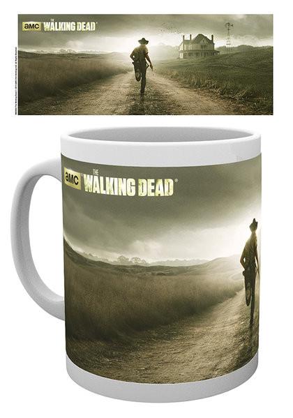 Posters Hrnek Walking Dead - Running