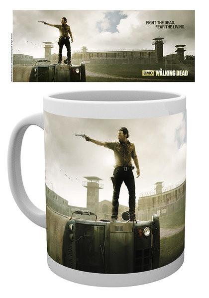 Posters Hrnek Walking Dead - Prison