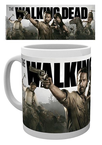 Posters Hrnek Walking Dead - Banner