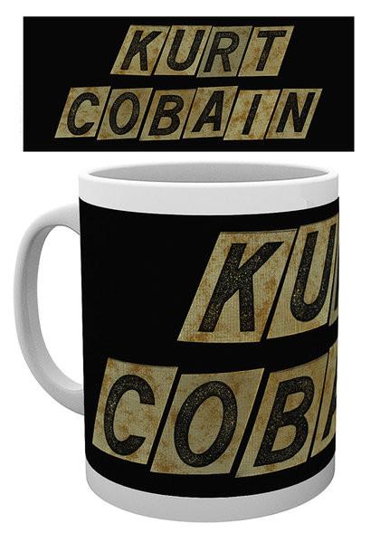 Posters Hrnek Kurt Cobain - Name