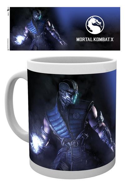 Posters Hrnek Mortal Kombat X - Sub Zero