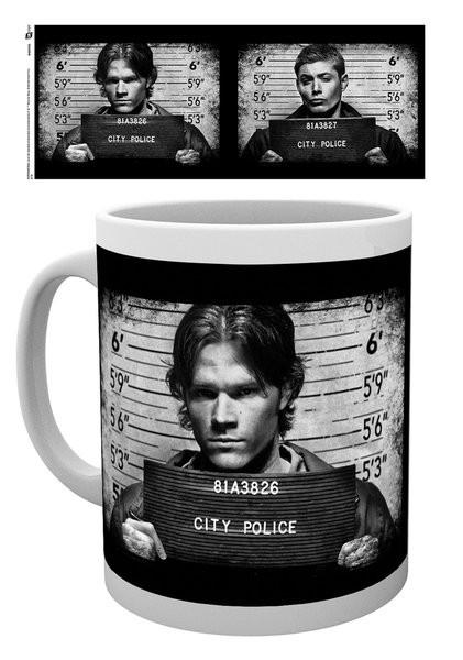 Posters Hrnek Lovci duchů - Mug Shots