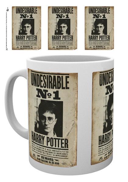Posters Hrnek Harry Potter - Nežádoucí č.1