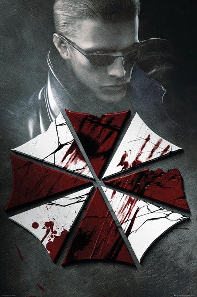 Posters Plakát, Obraz - Resident Evil - Key Art, (61 x 91,5 cm)