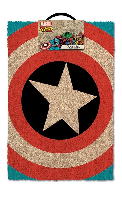 Posters Rohožka Captain America - Shield