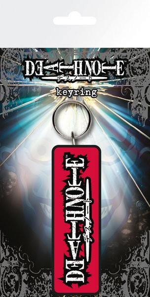 Posters Klíčenka Death Note - Logo
