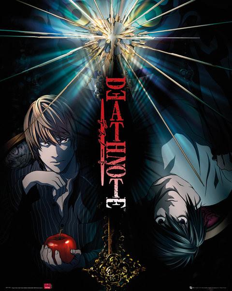 Posters Plakát, Obraz - Death Note - duo, (40 x 50 cm)