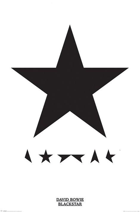 Posters Plakát, Obraz - David Bowie - Blackstar, (61 x 91,5 cm)