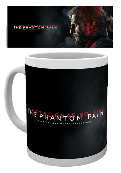 Posters Hrnek Metal Gear Solid - Cover