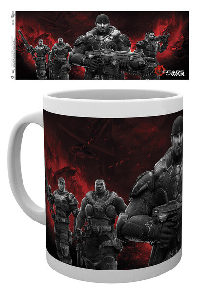 Posters Hrnek Gears Of War 4 - Ultimate