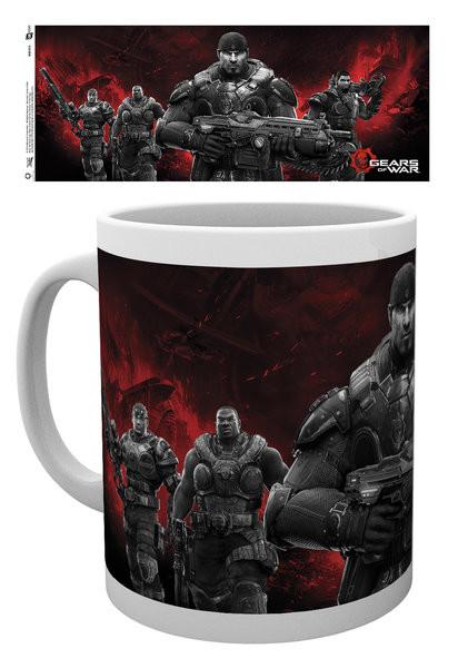 Posters Hrnek Gears Of War 4 - Ultimate