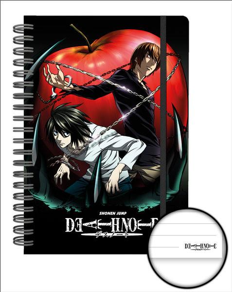 Posters Death Note - Apple Psací potřeby