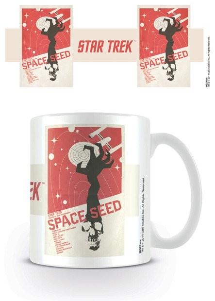 Posters Hrnek Star Trek - Space Seed Ortiz