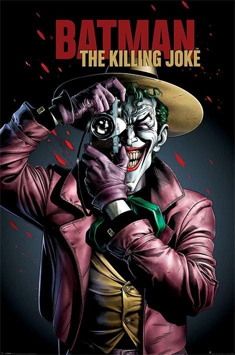 Posters Plakát, Obraz - Batman - The Killing Joke Cover, (61 x 91,5 cm)