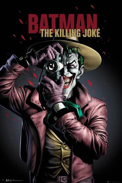 Posters Plakát, Obraz - Batman - Killing Joke, (61 x 91,5 cm)