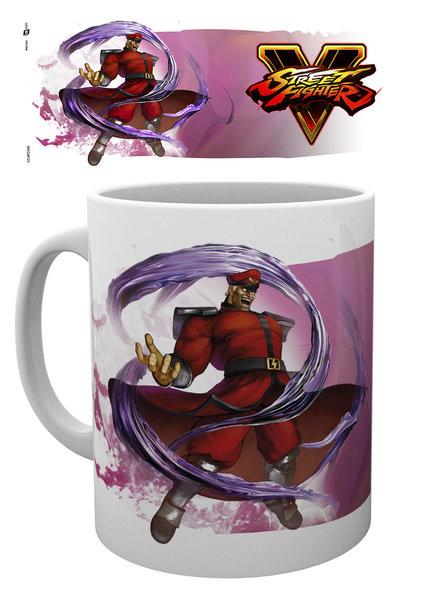 Posters Hrnek Street Fighter 5 - Bison