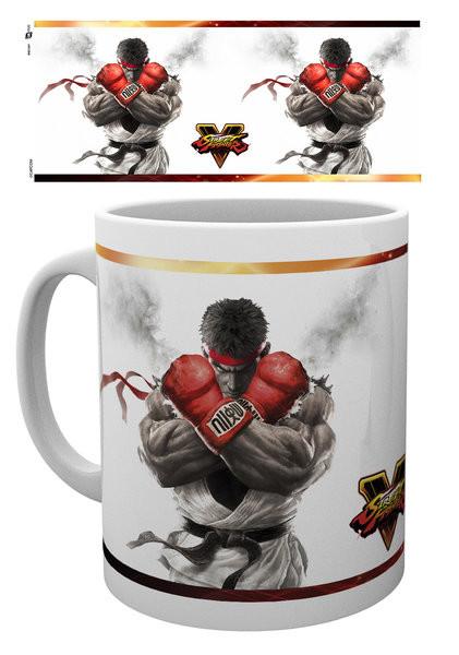 Posters Hrnek Street Fighter 5 - Key Art