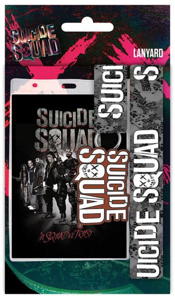 Posters Sebevražedný oddíl - Squad Psací potřeby