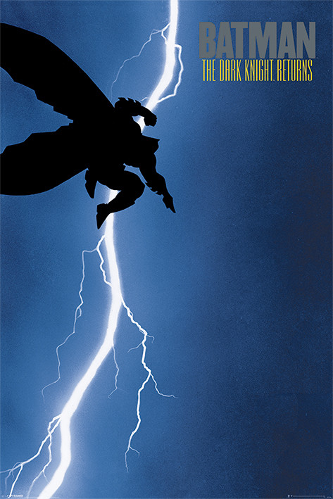 Posters Plakát, Obraz - Batman - The Dark Knight Returns, (61 x 91,5 cm)