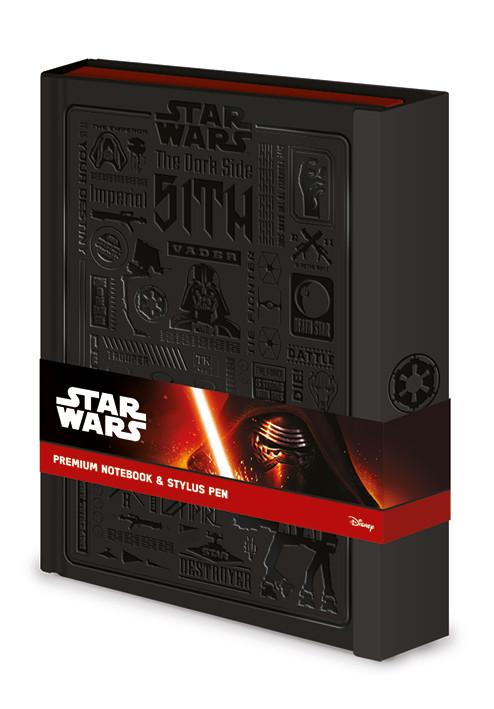 Posters Star Wars - Icongraphic Psací potřeby