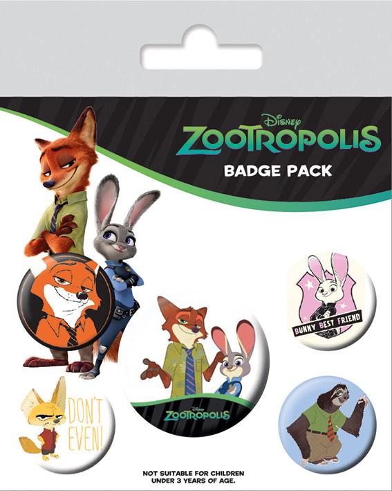 Posters Placka Zootropolis: Město zvířat - Bunny Best Friend