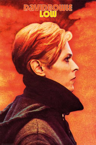 Posters Plakát, Obraz - David Bowie - Low, (61 x 91,5 cm)