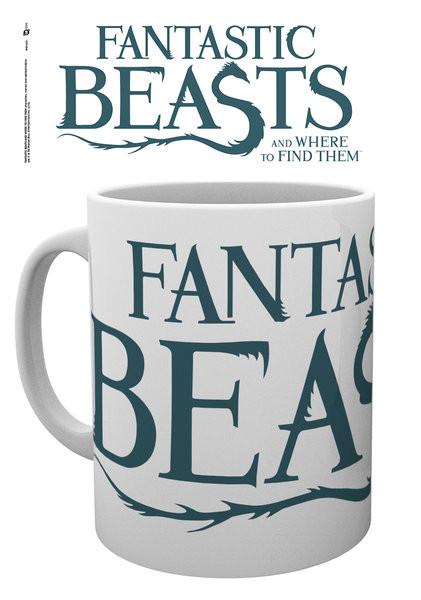 Posters Hrnek Fantastická zvířata a kde je najít - Macusa