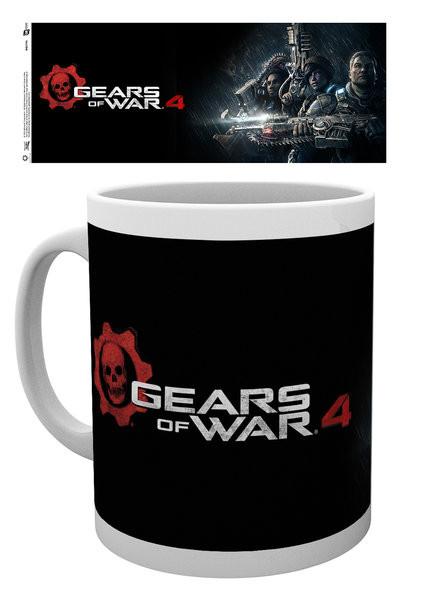 Posters Hrnek Gears Of War 4 - Landscape