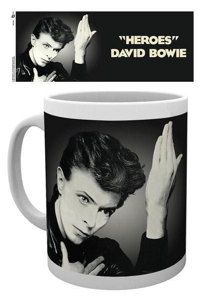 Posters Hrnek David Bowie - Heroes