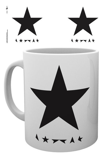 Posters Hrnek David Bowie - Blackstar