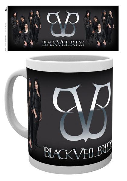 Posters Hrnek Black Veil Brides - Band