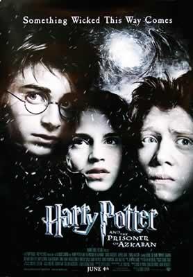 Posters Plakát, Obraz - Harry Potter a vězeň z Azkabanu, (68 x 102 cm)
