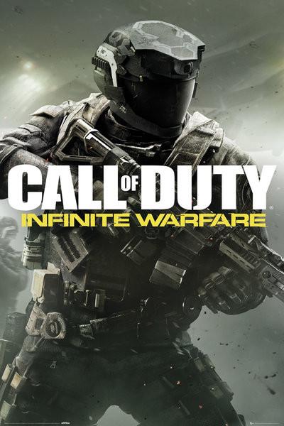 Posters Plakát, Obraz - Call Of Duty: Infinity Warfare, (91,5 x 30,5 cm)