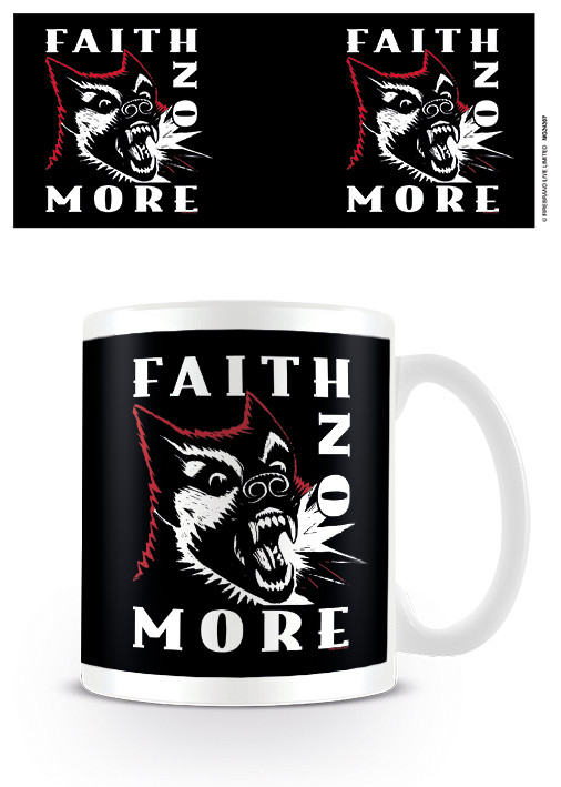 Posters Hrnek Faith No More - Wolf