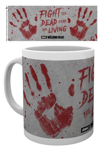 Posters Hrnek The Walking Dead - Hand Prints
