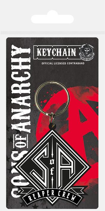 Posters Klíčenka Sons of Anarchy (Zákon gangu)