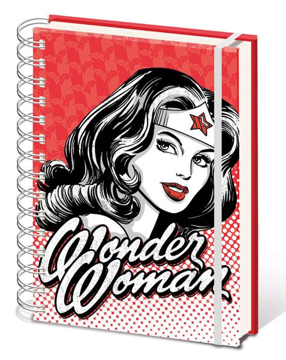 Posters Wonder Woman Psací potřeby