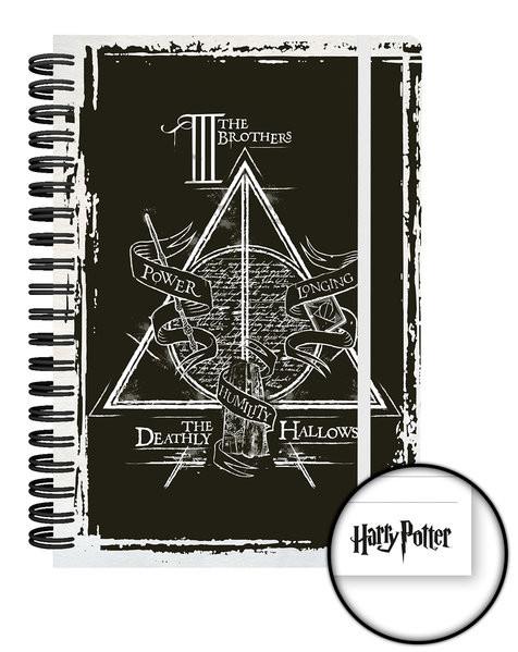 Posters Harry Potter a Relikvie smrti - Graphic Psací potřeby